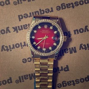 Woman's rolex watch